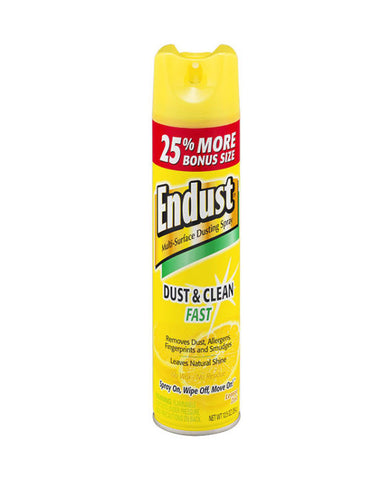 Endust Lemon Zest Multi-Surface Dusting and Cleaning Spray