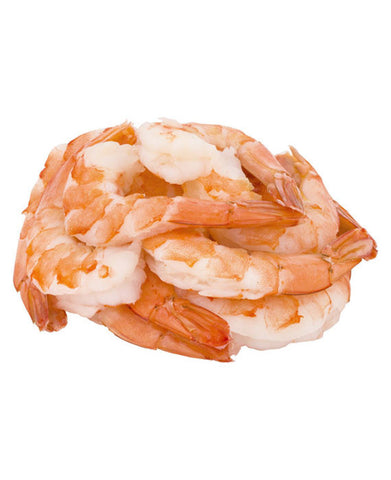 Seafood Counter Cooked Peeled & Deveined Shrimp (1lb)