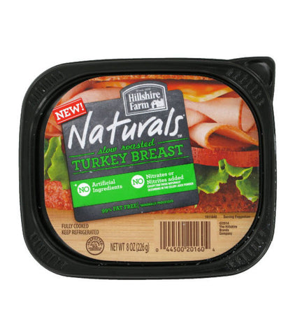 Hillshire Farm Naturals Slow Roasted Turkey Breast