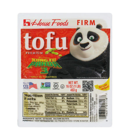 House Foods Premium Firm Tofu