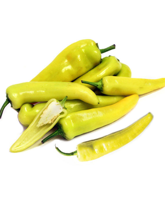 Hungarian Wax Peppers   0.5 lb