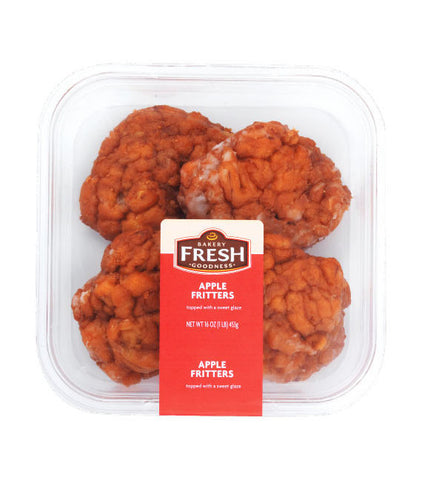 Kroger Bakery Fresh Apple Fritter