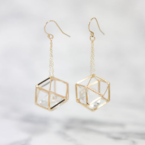 Champagne Pop Earrings