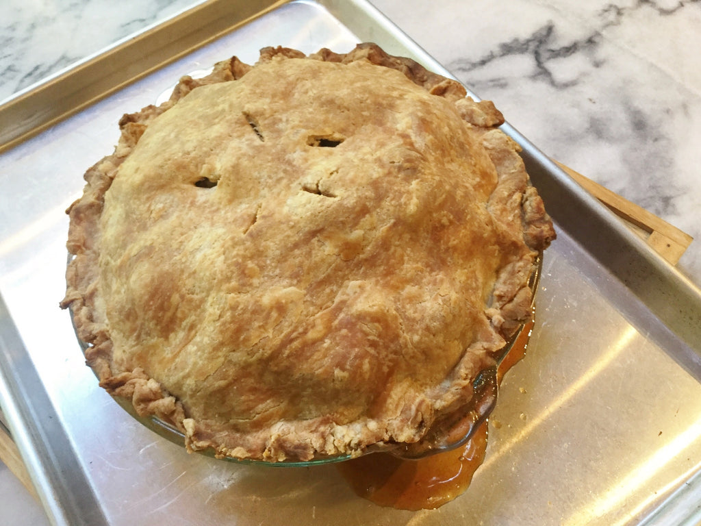 The Best Home Made Apple Pie Recipe