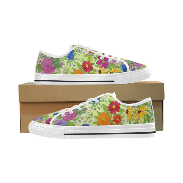 ART WALK Printed Sneakers