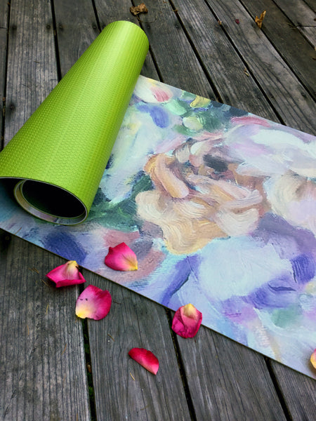 The Art of the Yoga Mat