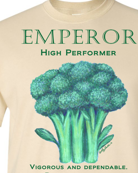Emperor T-shirt Featured