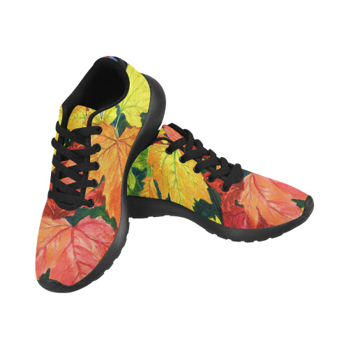 Fall Leaves Sneakers - Liz Lauter Designs
