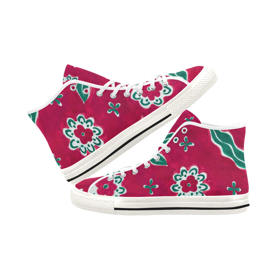 HUNGARIAN FOLK ART High Top - Liz Lauter Designs