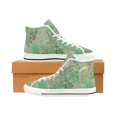 HERBS High Top Women's Sneakers - Liz Lauter Designs