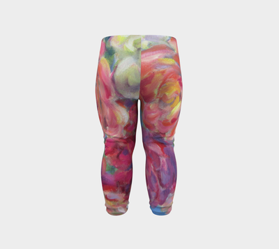 ROSES Baby Leggings - Liz Lauter Designs