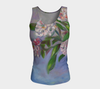 Provence Fitted Tank Top - Liz Lauter Designs