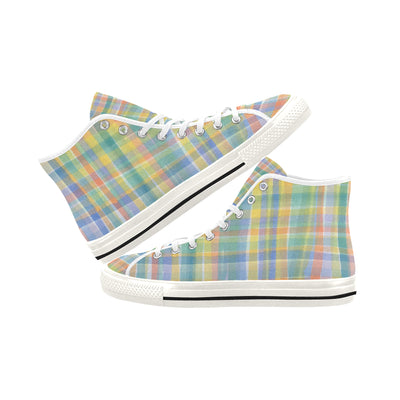 WATERCOLOR WEAVE High Top Women's Sneakers - Liz Lauter Designs