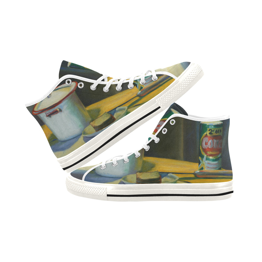 COMET STILL LIFE High Top - Liz Lauter Designs
