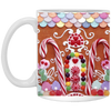 Gingerbread 11 oz Mug