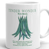 Bush Beans TENDER WONDER Mug - Liz Lauter Designs