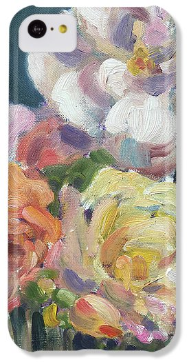 Antique Roses Close Up - Phone Case - Liz Lauter Designs