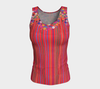 MEXICO EMBROIDERY Tank - Liz Lauter Designs