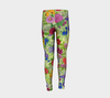 GARDEN Youth Leggings - Liz Lauter Designs