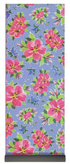Hibiscus On Chambray - Yoga Mat - Liz Lauter Designs