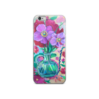 Cinderella iPhone 5/5s/Se, 6/6s, 6/6s Plus Case - Liz Lauter Designs