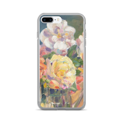 Antique Roses iPhone 7/7 Plus Case - Liz Lauter Designs