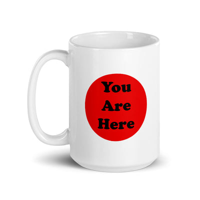 Mug You Are Here