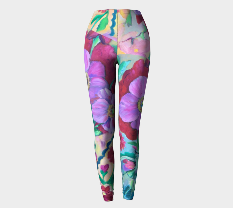 Cinderella Leggings - Liz Lauter Designs