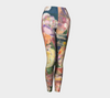 Antique Roses Leggings - Liz Lauter Designs