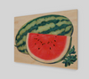 WATERMELON WOOD PANEL - Liz Lauter Designs