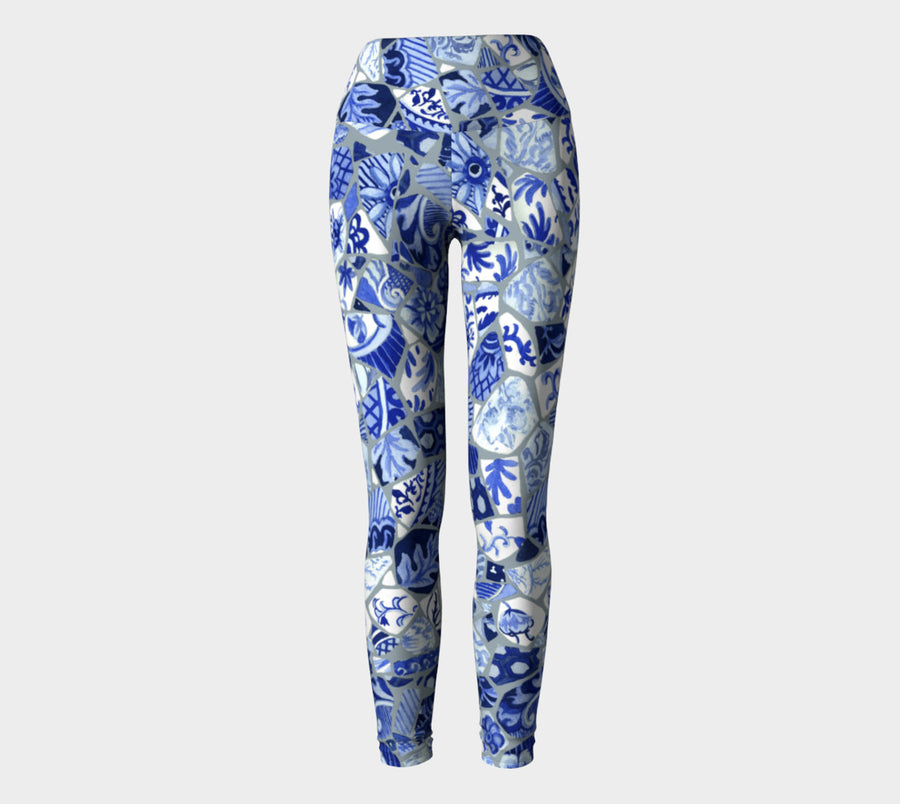 Mosaic Yoga Pants