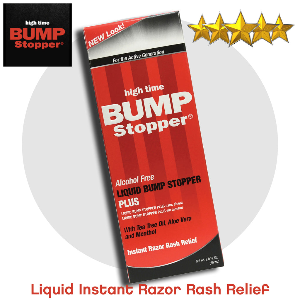 What's in it? What's it good for? Liquid Bump Stopper Plus.