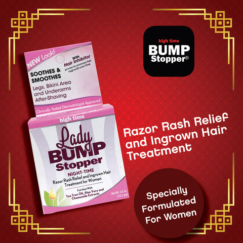 Bump Stopper - Lady Bump Stopper Night Time with Hair Inhibitor
