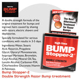 Bump Stopper-2 Razor Bump Treatment (Double Strength Formula)