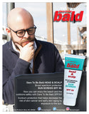 Dare To Be Bald Broad Spectrum SunScreen SPF 50