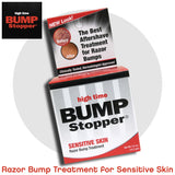 Bump Stopper Razor Bump Treatment (Sensitive Skin Formula)
