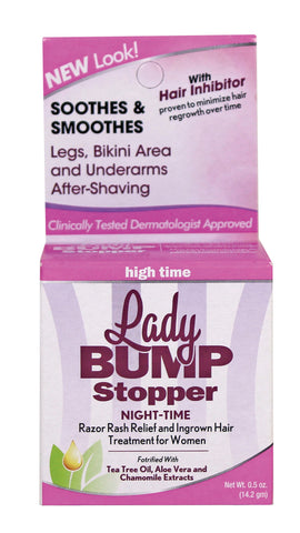 Lady Bump Stopper Night Time with Hair Inhibitor