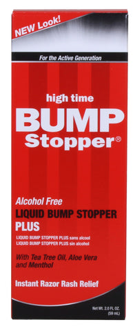 Liquid Bump Stopper Plus Instant Razor Rash Relief