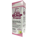 Bump Stopper - Lady Liquid Razor Rash Relief and Ingrown Hair Treatment for Women with Hair Inhibitor