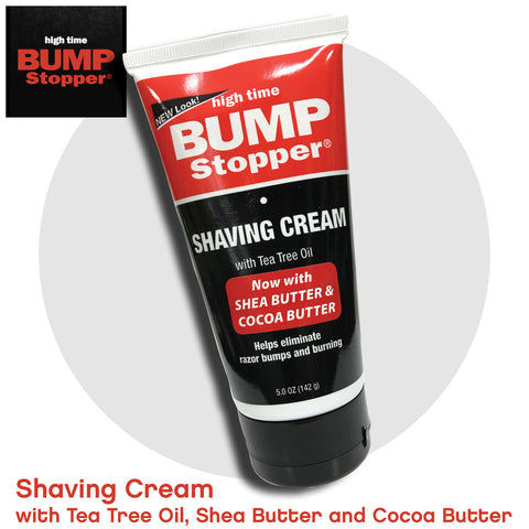 Bump Stopper Moisture Enriched Shaving Cream
