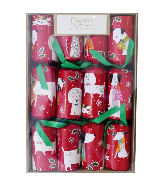 Christmas Crackers - 8pk