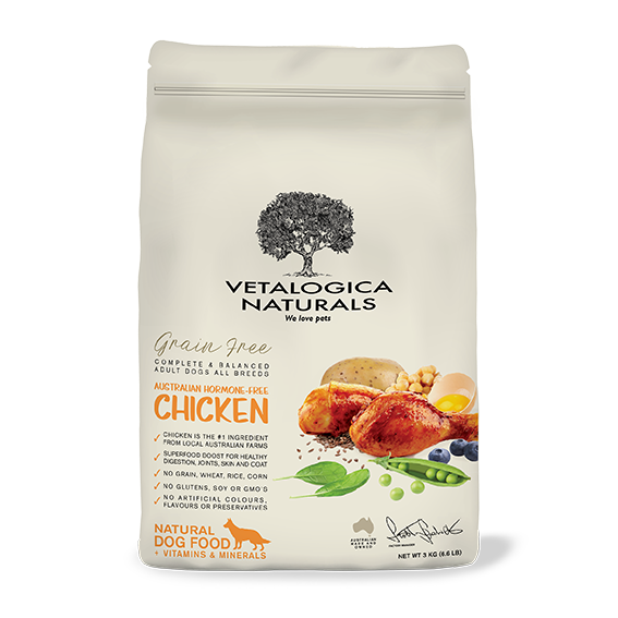 Adult Dog Food - Chicken 3KG