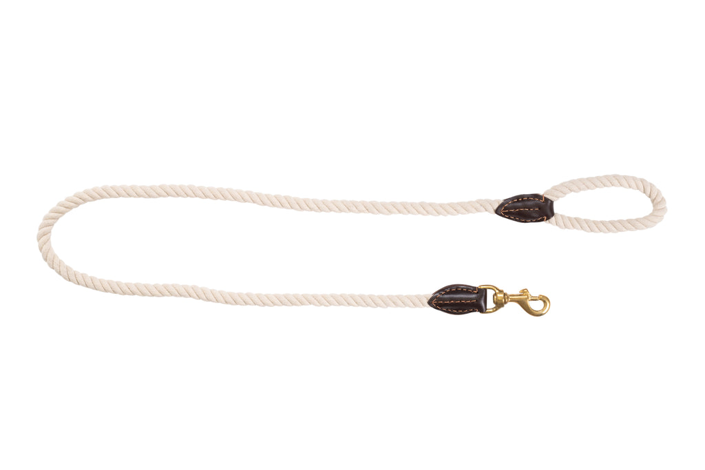 Classic Rope Lead (1.2m) - Natural
