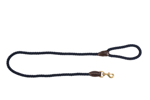 Classic Rope Lead (1.2m) - Navy