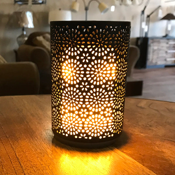 Rechargeable LED Decorative Dancing Flame Fire Lantern