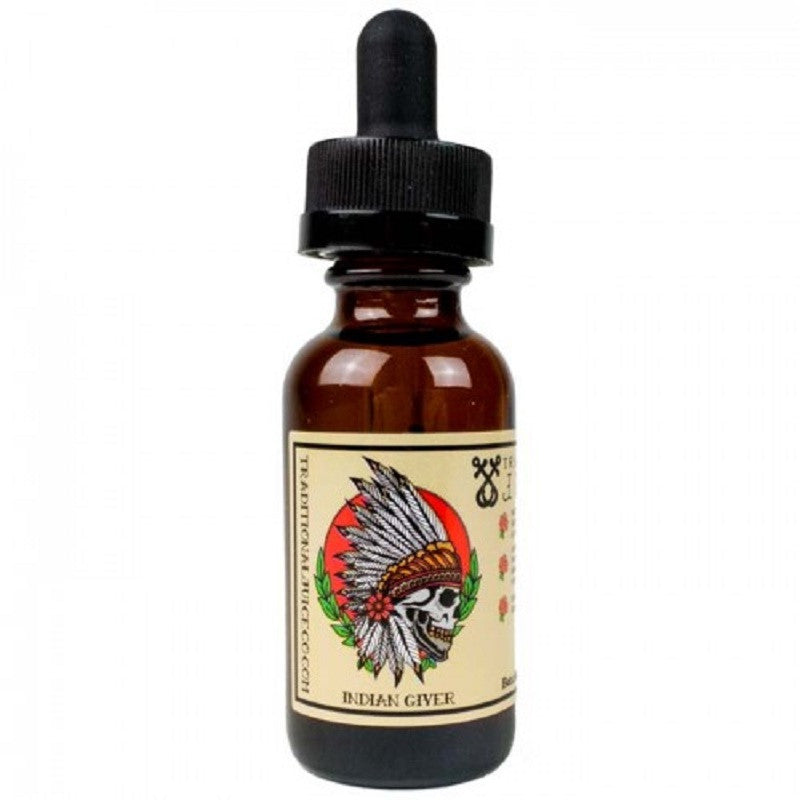 Traditional Juice Indian Giver 30mL