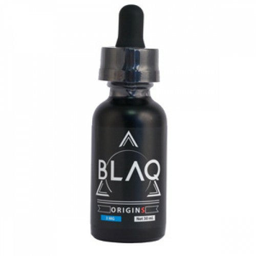 Blaq Origins E-Liquid by Blaq Vapor