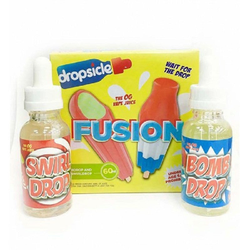 Fusion Dropsicle E Liquid X2 30mL