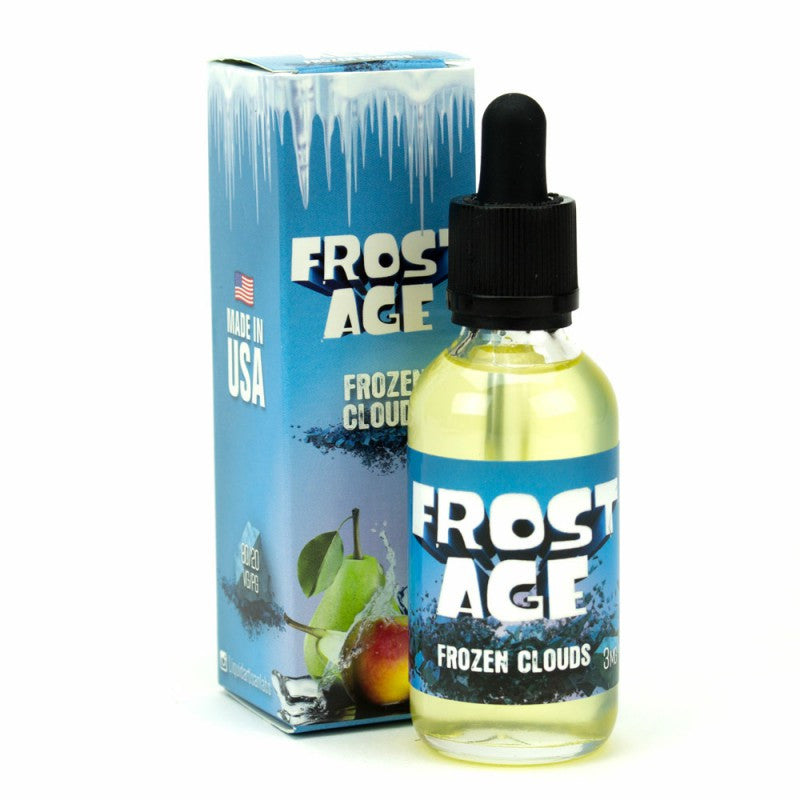 Frost Age Frozen Clouds 60mL E-Liquid