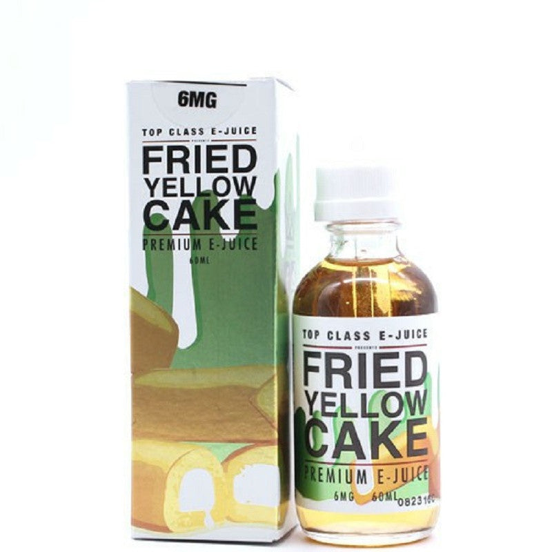Fried Yellow Cake 60ml E-Juice (60ml) BY KILO